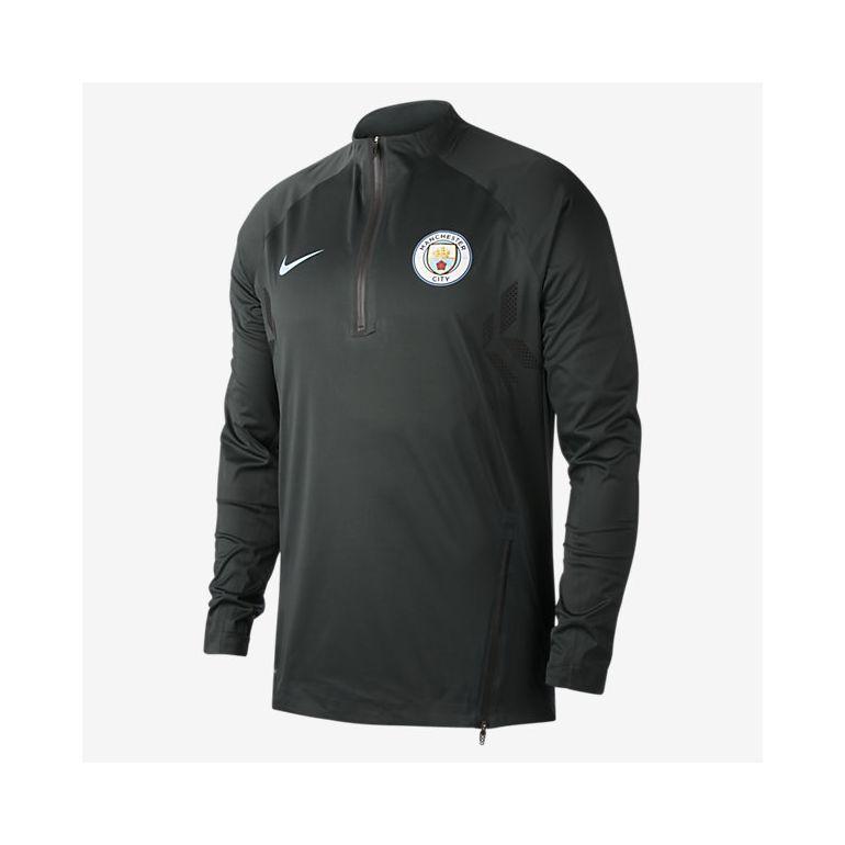 Sweat zippé Manchester City Aeroshield Strike third 2017/18
