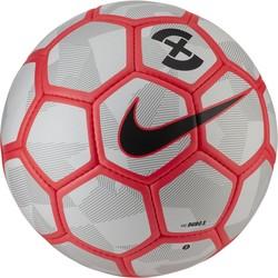 Ballon Nike DURO X gris rouge 2017/18
