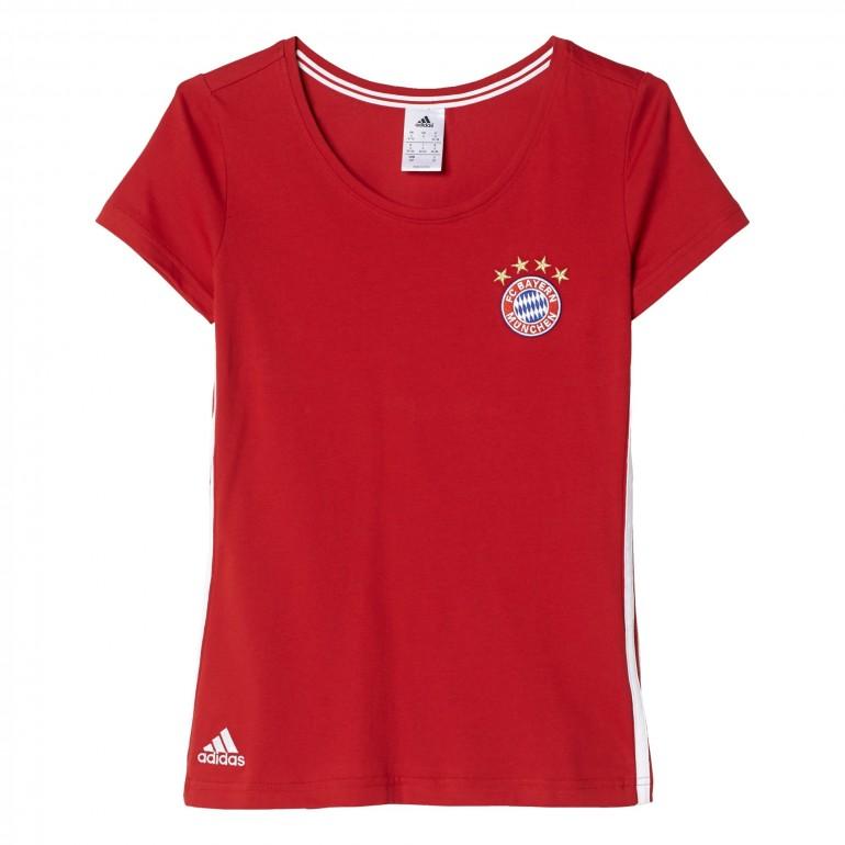 T-shirt 3S Bayern Munich femme 2016 - 2017