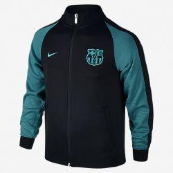 Veste survêtement junior FC Barcelone third 2016 - 2017