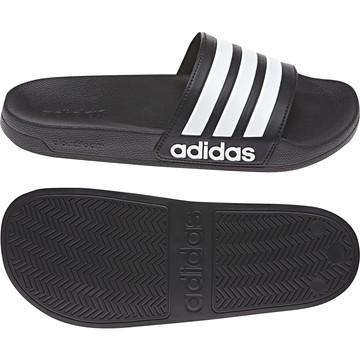 Sandales ADILETTE SHOWER noir