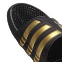 Sandales ADISSAGE noir or