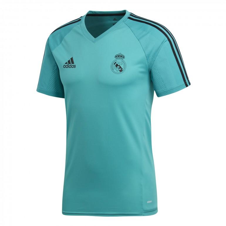 Maillot entraînement Real Madrid vert 2017/18