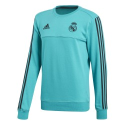 Sweat Real Madrid vert 2017/18