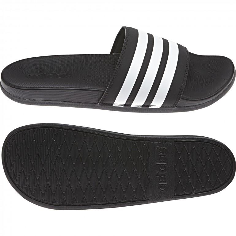 Sandales ADILETTE COMFORT noir