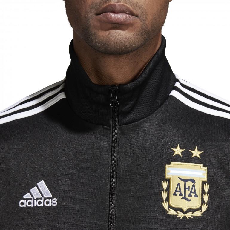 survetement equipe de Argentine noir