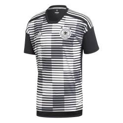 Maillot avant match Allemagne domicile 2018