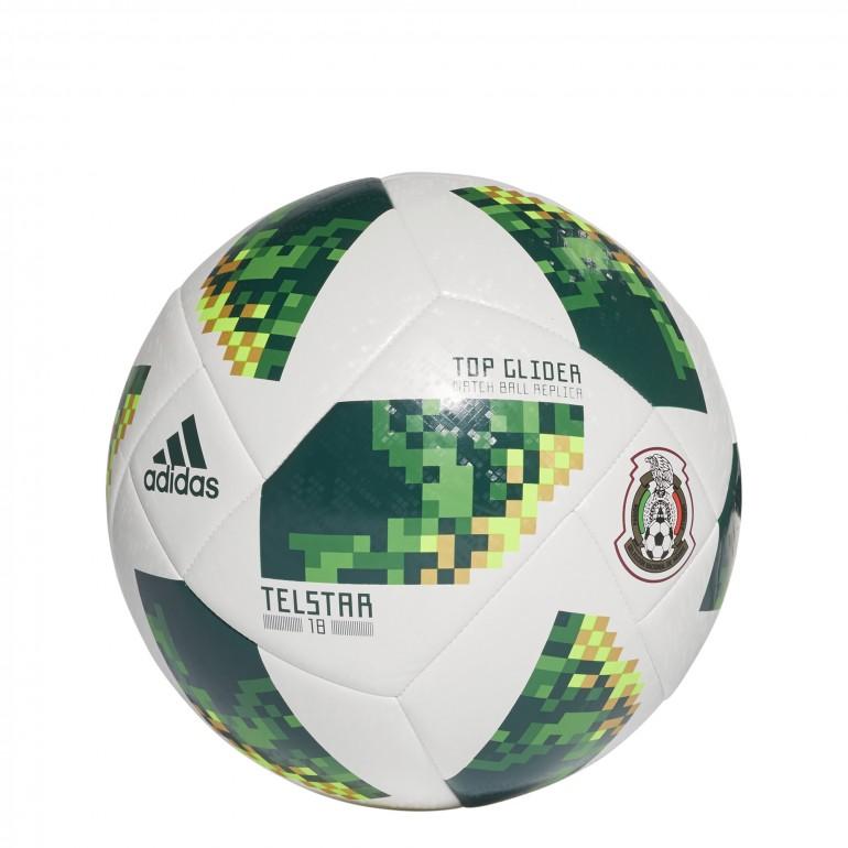 Ballon Coupe du Monde Mexique vert 2018