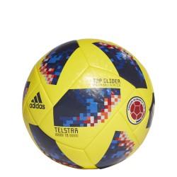 Ballon Coupe du Monde Colombie jaune 2018