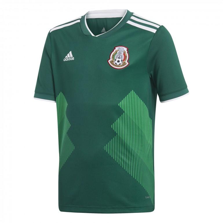 Maillot junior Mexique domicile 2018