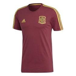 T-shirt Espagne rouge 2018