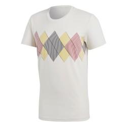 T-shirt Belgique blanc 2018