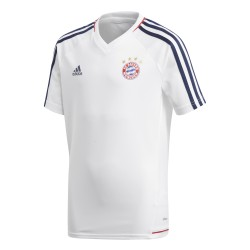 Maillot entraînement junior Bayern Munich blanc 2017/18
