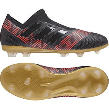 NEMEZIZ 17+ junior FG noir rouge