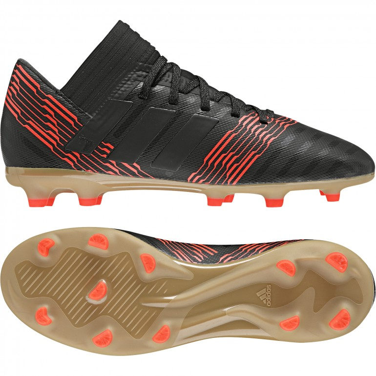 NEMEZIZ 17.3 junior FG noir rouge
