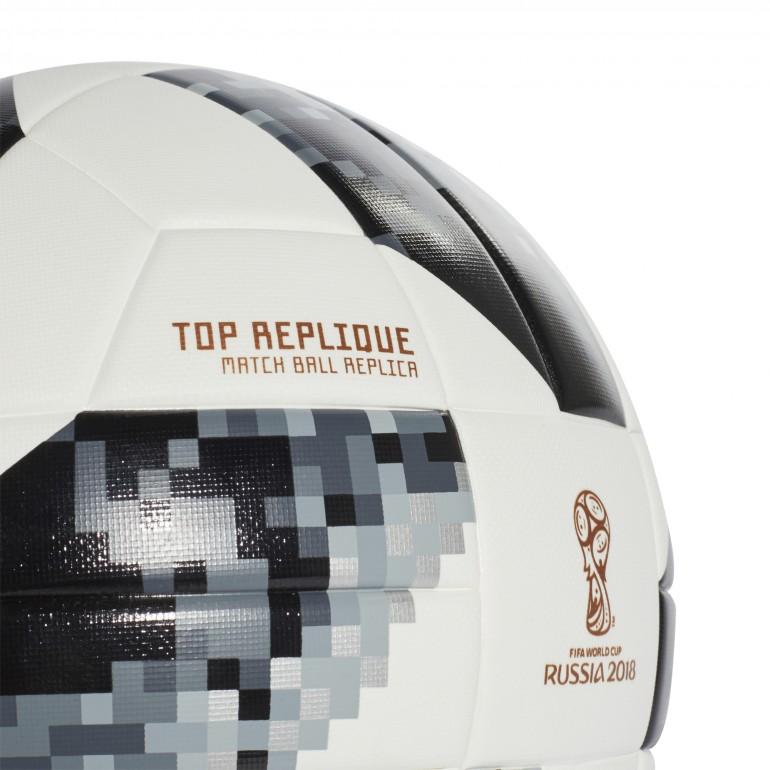Ballon Coupe du Monde réplique 2018 + coffret