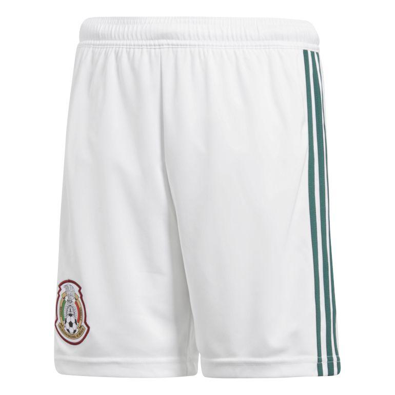 Short junior Mexique domicile 2018