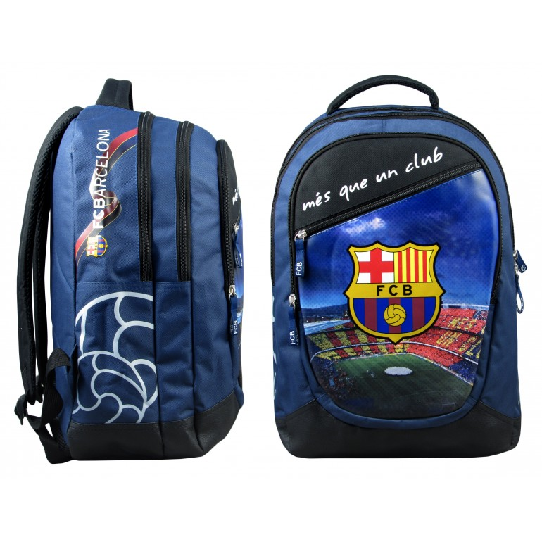 Sac a dos 3 compartiments FC Barcelone