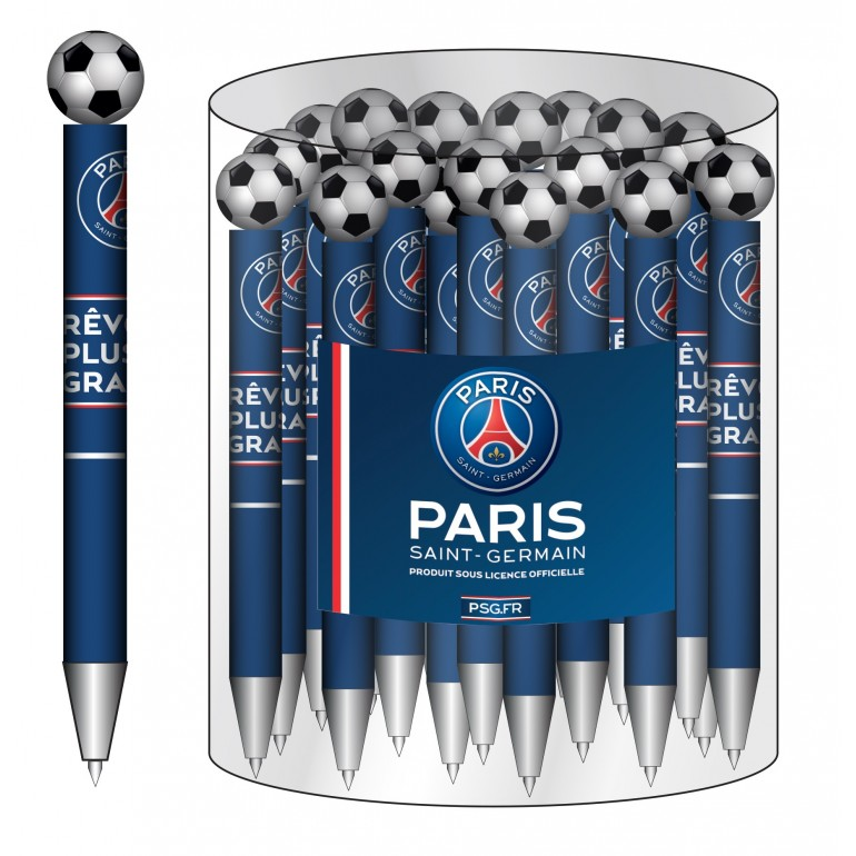 Drum 18pcs de stylos ballon PSG