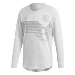 Sweat Allemagne gris 2018