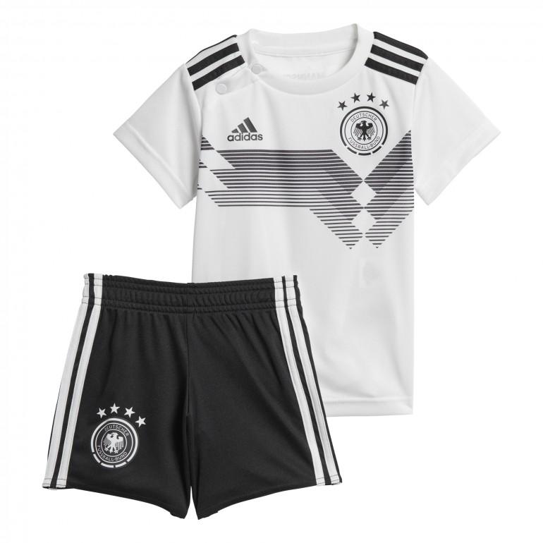 Tenue bébé Allemagne domicile 2018