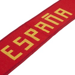 Echarpe Espagne rouge 2018