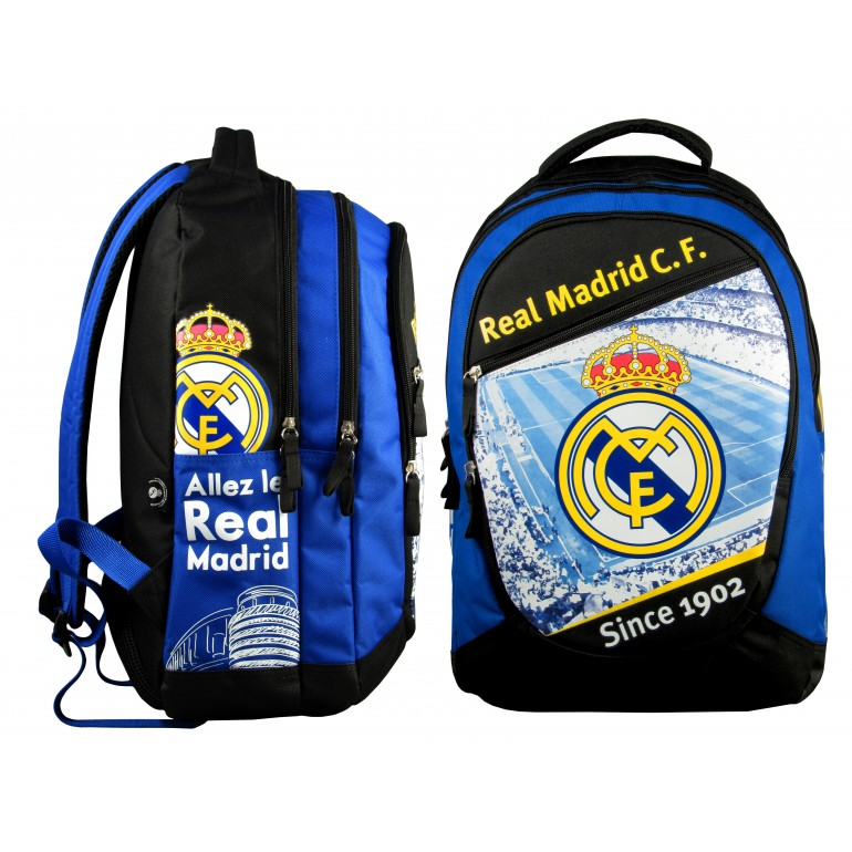 Sac a dos 3 compartiments Real Madrid