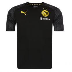 Maillot entraînement Dortmund technique noir 2017/18