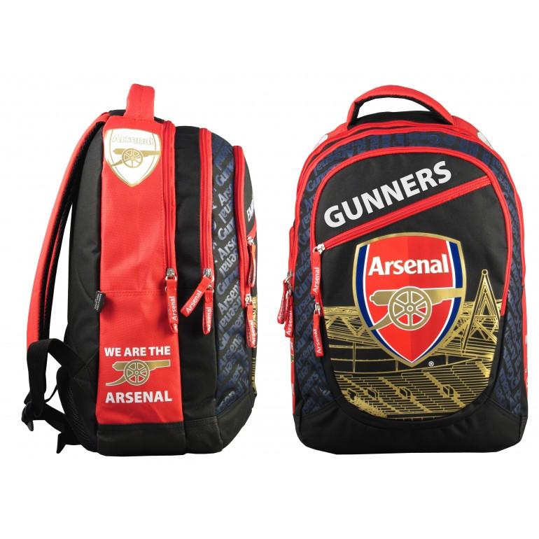Sac à dos 3 compartiments Arsenal