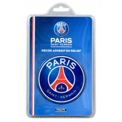 "Sticker relief ""logo"" PSG"