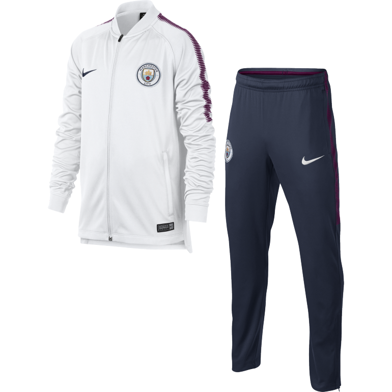 ensemble de foot Manchester City boutique
