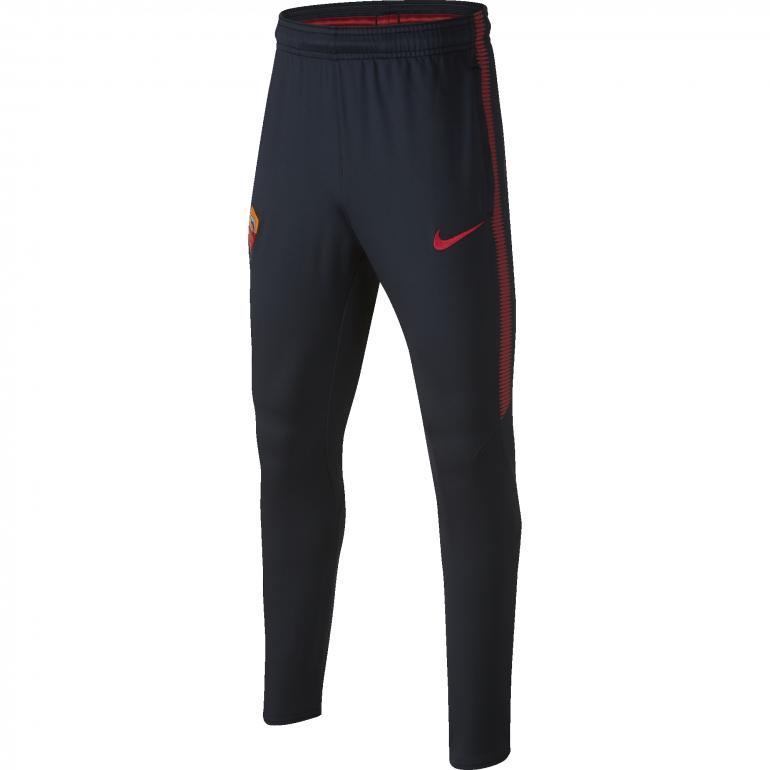 Pantalon survêtement junior AS Roma bleu foncé 2017/18