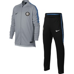 Ensemble survêtement junior Inter Milan gris 2017/18