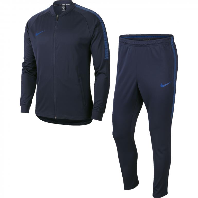 Ensemble survêtement Nike bleu foncé 2017/18