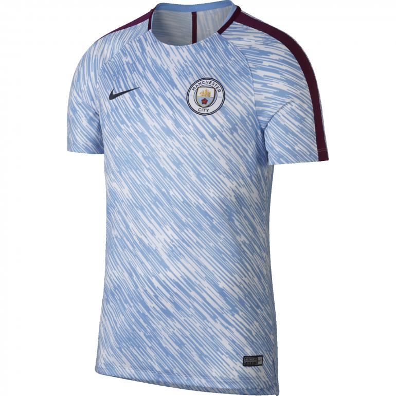 Maillot entraînement Manchester City graphic 2017/18