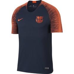 Maillot entraînement FC Barcelone VaporKnit bleu foncé 2017/18