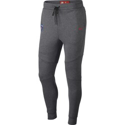 Pantalon survêtement PSG Tech Fleece gris 2017/18