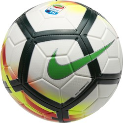 Ballon Serie A Strike blanc vert 2017/18