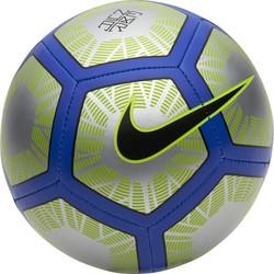 Mini ballon Neymar bleu vert 2017/18