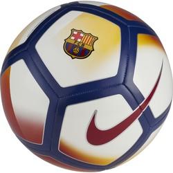 Ballon FC Barcelone blanc rouge 2017/18