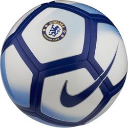 Ballon Chelsea blanc bleu 2017/18