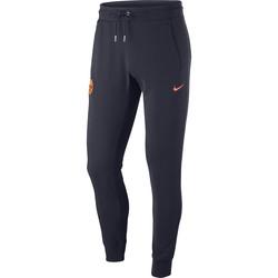 Pantalon survêtement FC Barcelone molleton bleu foncé 2017/18