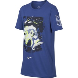 T-shirt junior Neymar graphic bleu 2017/18