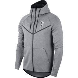 Veste à capuche Tottenham Tech Fleece gris 2017/18