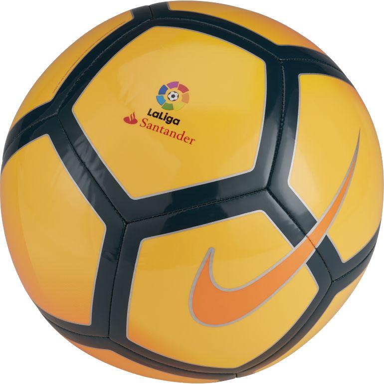 Ballon La Liga orange 2017/18