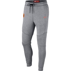 Pantalon survêtement FC Barcelone Tech Fleece gris 2017/18
