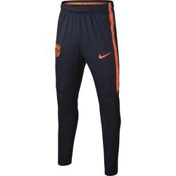 Pantalon survêtement junior FC Barcelone bleu foncé 2017/18