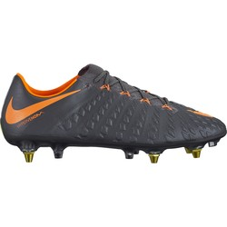 Hypervenom Phantom III Elite Anti-Clog SG-Pro noir orange