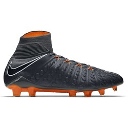Hypervenom Phantom III Elite montantes FG noir orange