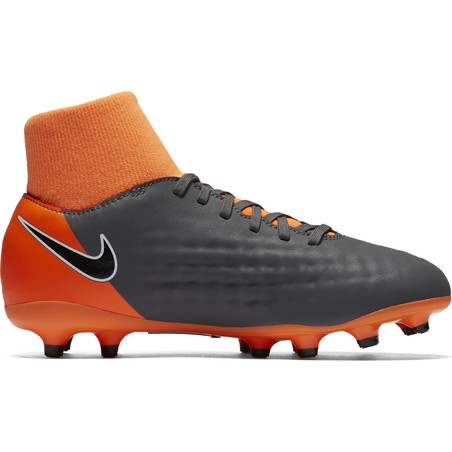 Magista Obra II junior Academy montantes FG noir orange